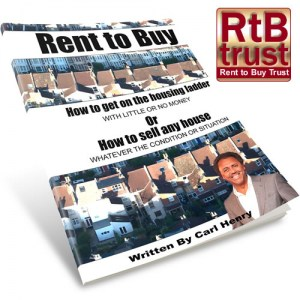 eBook COVER 3D - Rent to Buy Book by Carl Henry 2017 V1 500x500